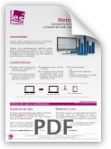 Descargar guia de uso/data sheet webconference