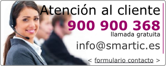 Contacto: 902875095, infoarrobasmarticpuntoes